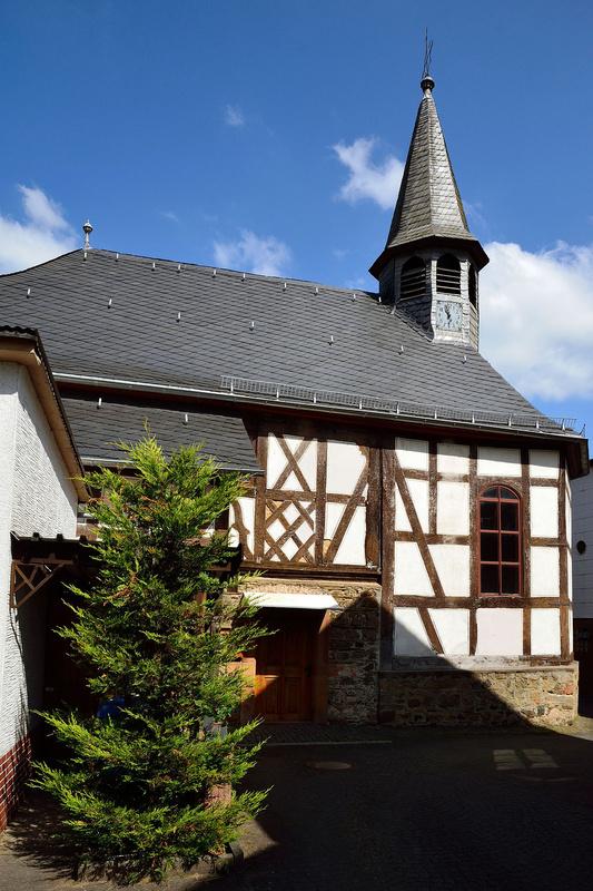 Denkmalgeschützte Kirche in Niedereisenhausen