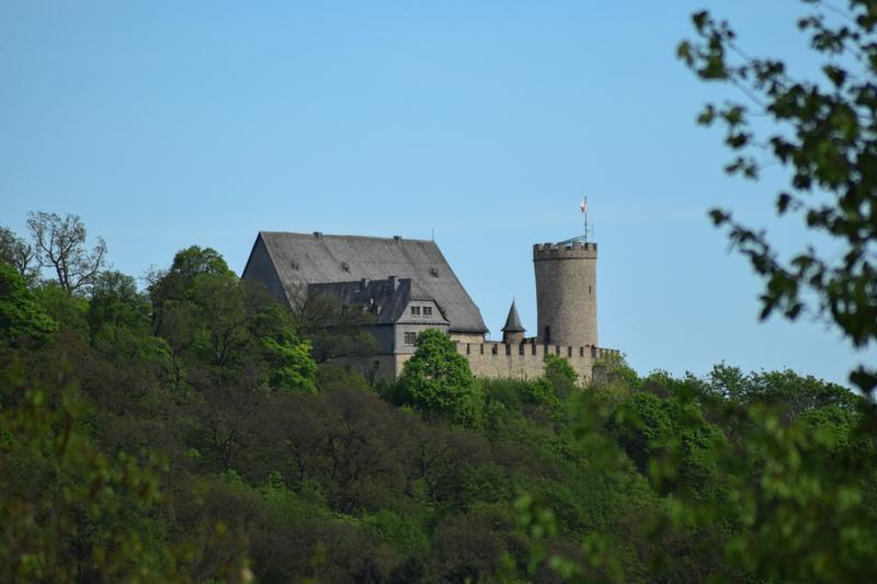 Das Landgrafenschloss Foto: M. Petzold